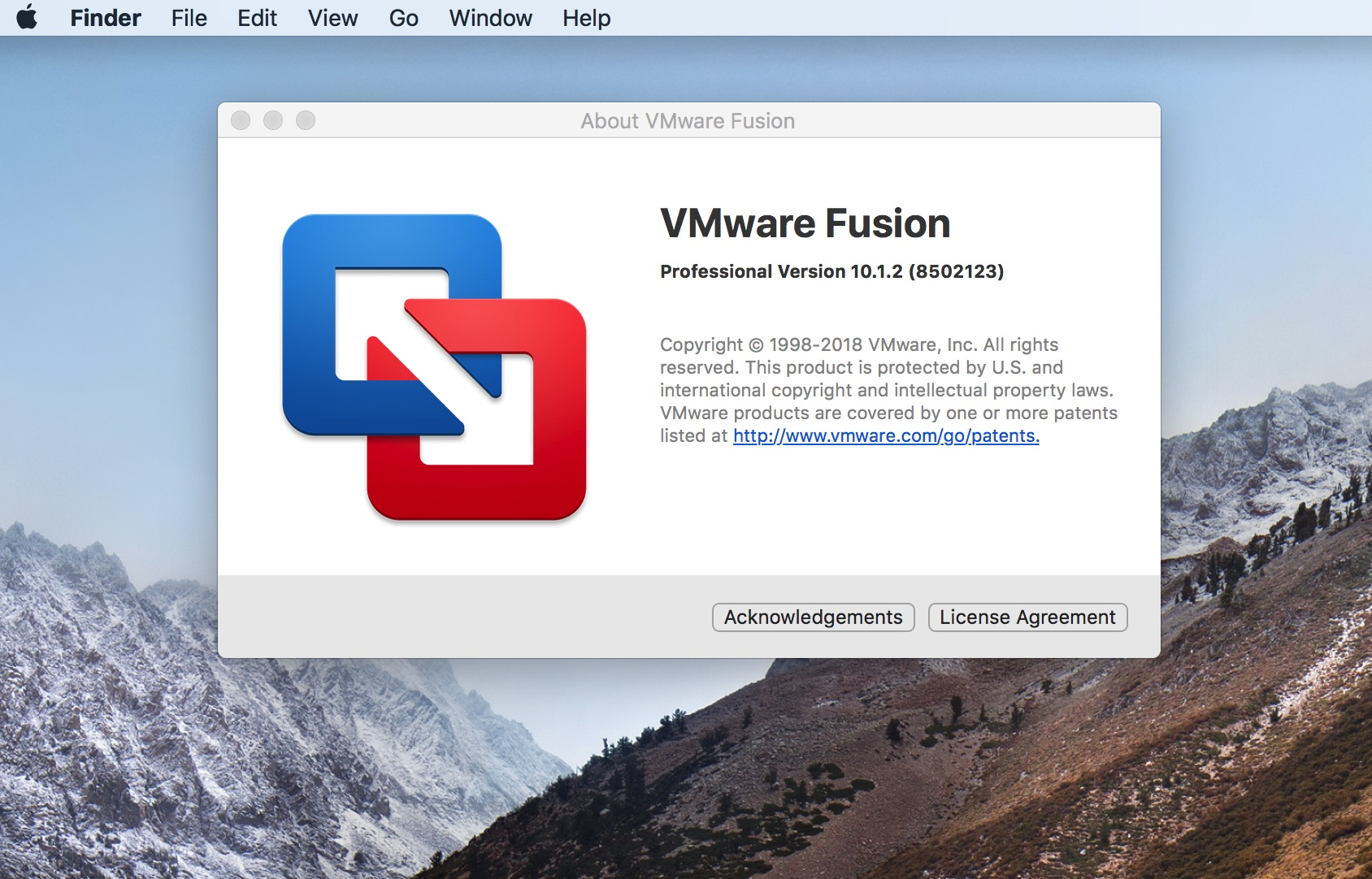 Changing the Display Preferences and Resolution for VMs in VMware Fusion
